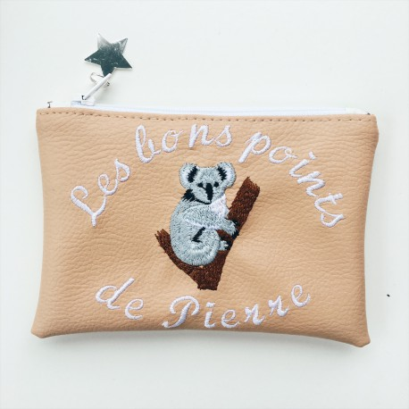 Pochette Bons Points