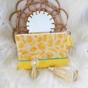 Pochette Tropical jaune