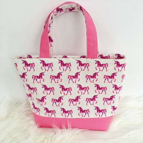 Sac cabas fillette
