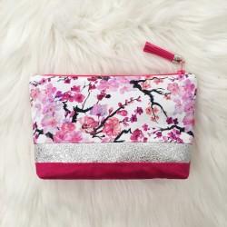 Trousse/Pochette Sakura Rose