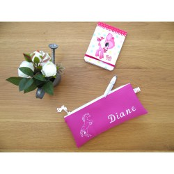 "Trousse Personnalisable ""Elodie"""