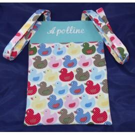 "Range Pyjama/Doudou Personnalisable ""Jeanne"""